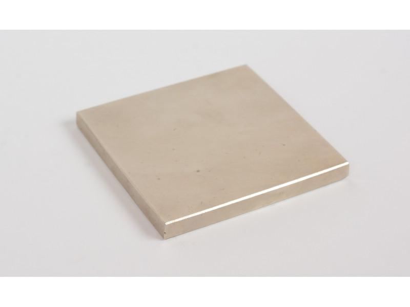 Неодимовий магніт квадрат 100х100х10мм