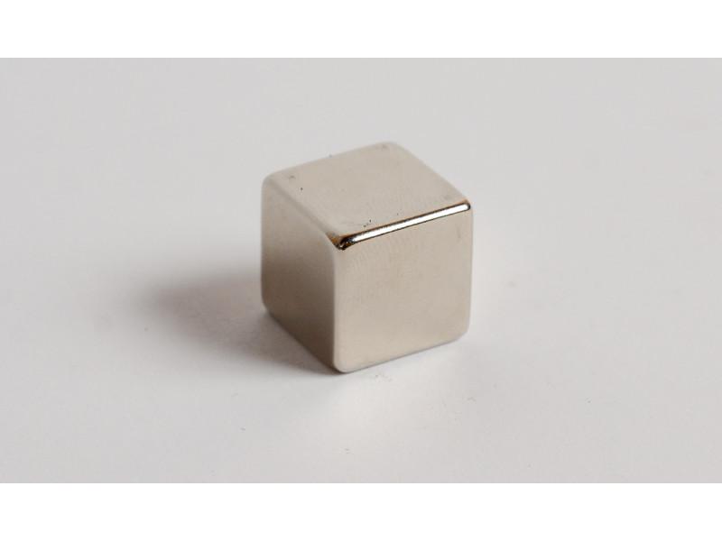 Неодимовий магніт куб 15х15х15мм