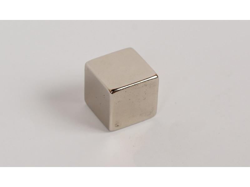 Неодимовий магніт куб 20х20х20мм