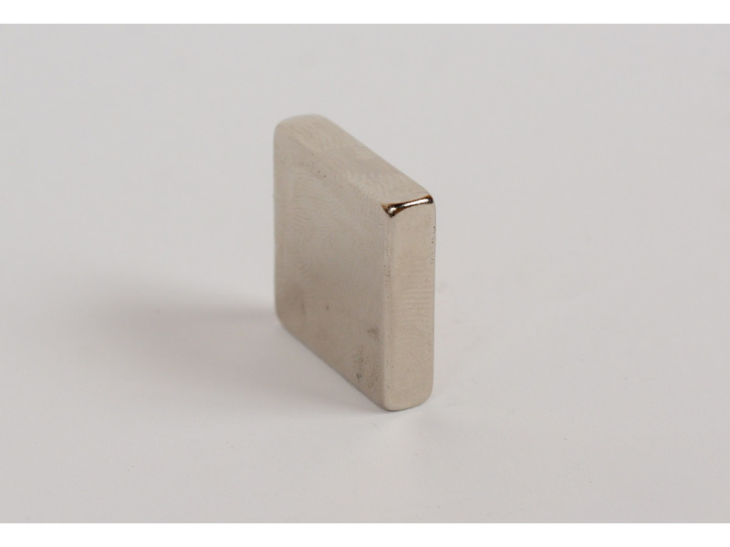 Неодимовый магнит квадрат 20х20х5мм