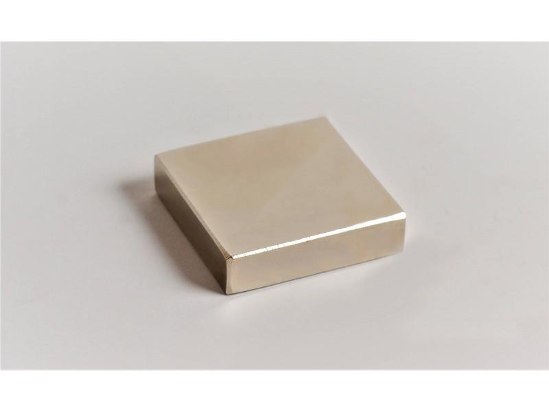 Неодимовый магнит квадрат 40х40х10мм