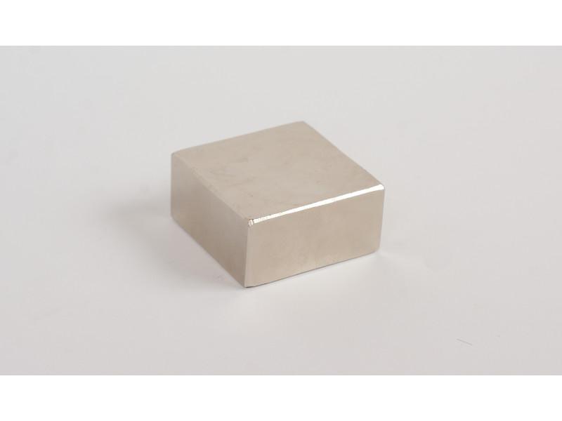 Неодимовый магнит квадрат 40х40х20мм