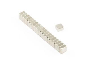 Неодимовый магнит квадрат 5х5х3мм
