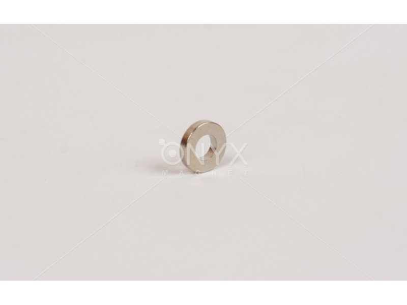 Неодимовый магнит кольцо 10-5х2мм
