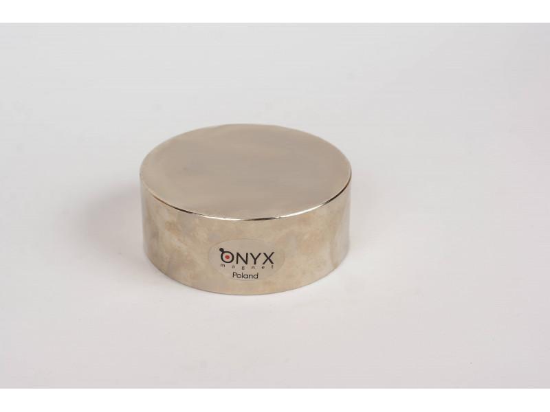 Неодимовый магнит большой диск (шайба) 100х40мм
