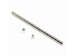Неодимовый магнит малый диск (шайба) 3х3мм