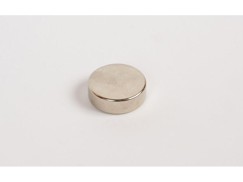 Неодимовий магніт великий диск (шайба) 30х10мм