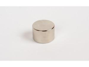 Неодимовый магнит большой диск (шайба) 30х20мм