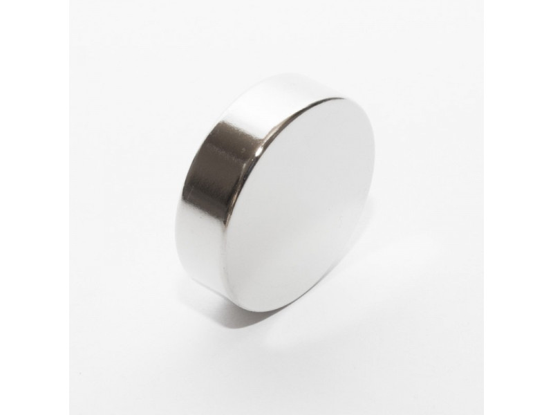 Неодимовий магніт великий диск (шайба) 35х10мм