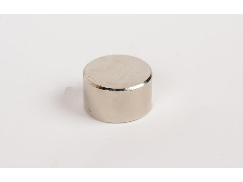 Неодимовий магніт великий диск (шайба) 35х20мм