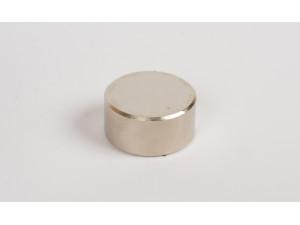 Неодимовый магнит большой диск (шайба) 40х20мм