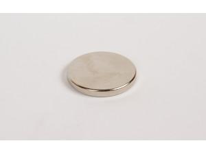 Неодимовый магнит большой диск (шайба) 40х5мм