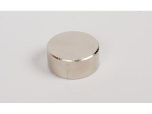 Неодимовый магнит большой диск (шайба) 45х20мм