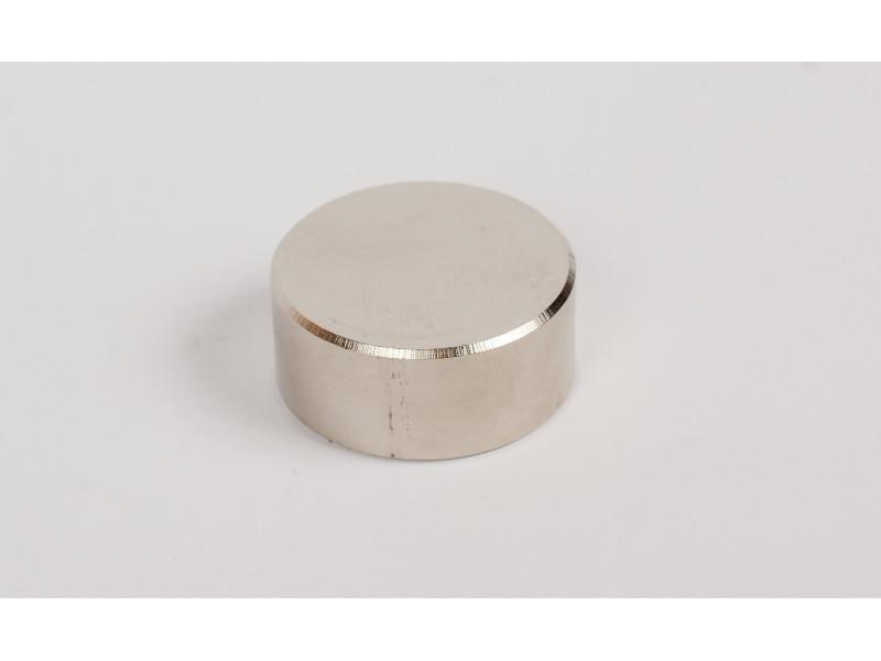 Неодимовий магніт великий диск (шайба) 45х20мм