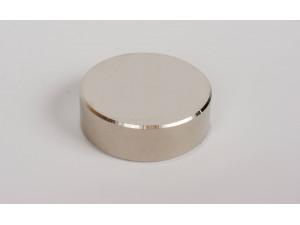 Неодимовий магніт великий диск (шайба) 60х20мм