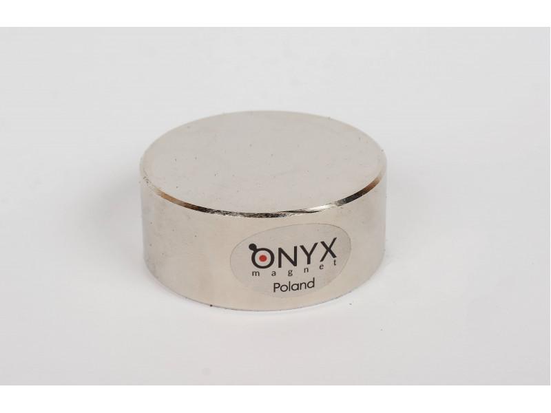 Неодимовий магніт великий диск (шайба) 70х30мм