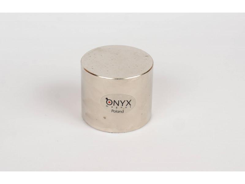 Неодимовый магнит большой диск (шайба) 70х60мм