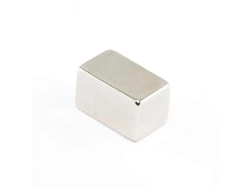 Неодимовий магніт прямокутник 20х10х10мм
