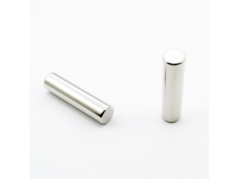 Неодимовий магніт пруток (циліндр) 10х40мм