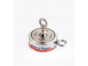 Поисковый магнит F600x2 Двухсторонний
