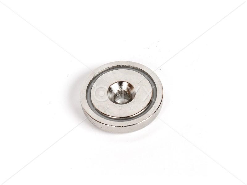 Неодимове магнітне кріплення з зенковкой A36