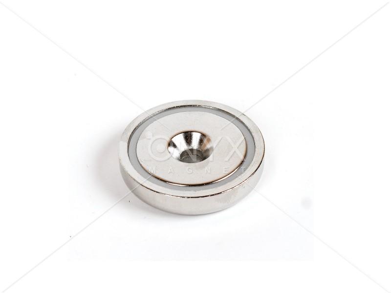 Неодимове магнітне кріплення з зенковкой A42