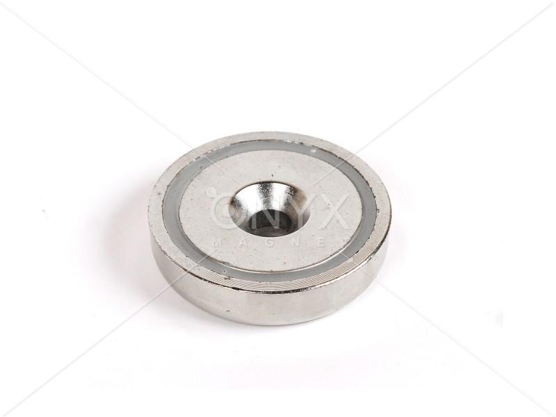 Неодимовое магнитное крепление c зенковкой A48