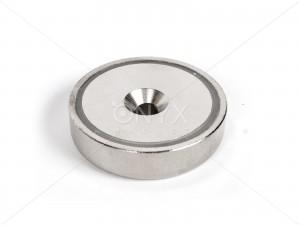Неодимовое магнитное крепление c зенковкой A60