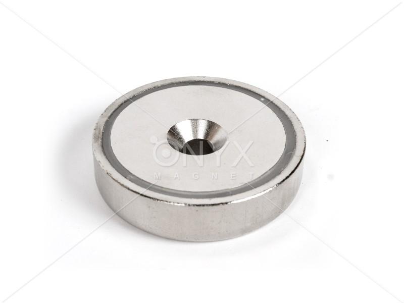 Неодимове магнітне кріплення з зенковкой A60