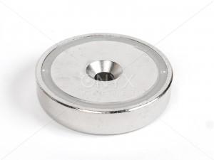 Неодимовое магнитное крепление c зенковкой A75