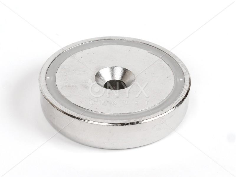 Неодимове магнітне кріплення з зенковкой A75