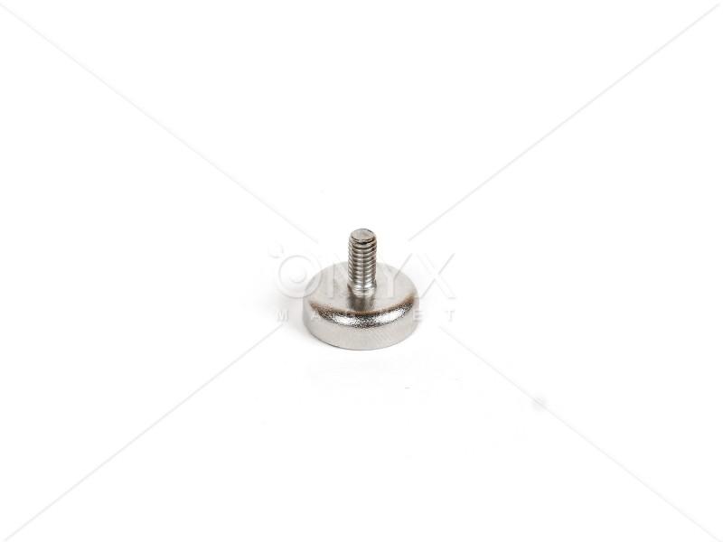 Неодимовое магнитное крепление в корпусе с винтом С20