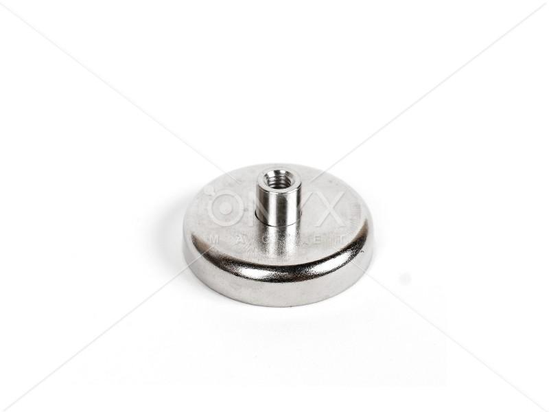Неодимове магнітне кріплення в корпусі під болт D42