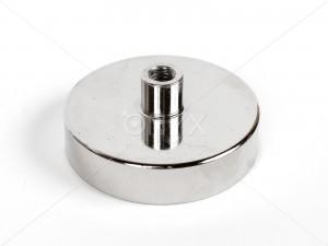 Неодимове магнітне кріплення в корпусі під болт D75