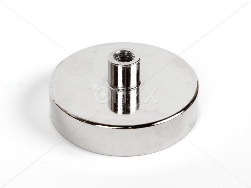 Неодимовое магнитное крепление в корпусе под болт D75