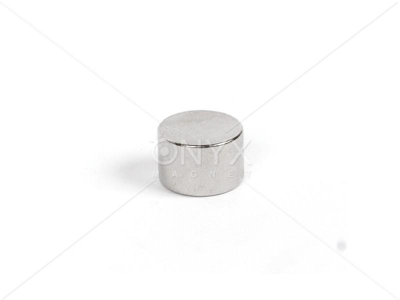 Неодимовий магніт малий диск (шайба) 10х10мм