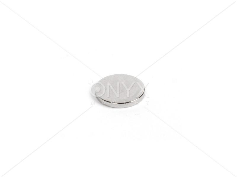 Неодимовий магніт малий диск (шайба) 10х2мм