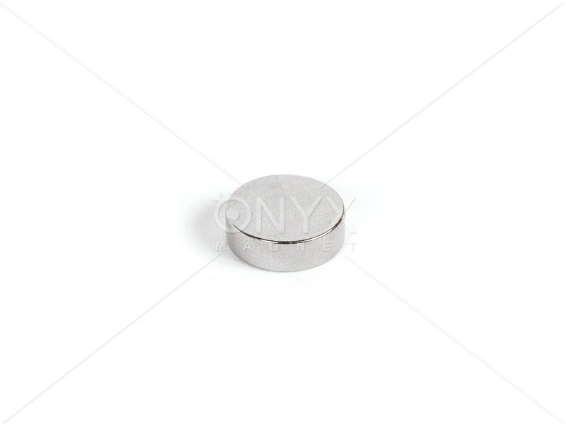 Неодимовий магніт малий диск (шайба) 10х4мм