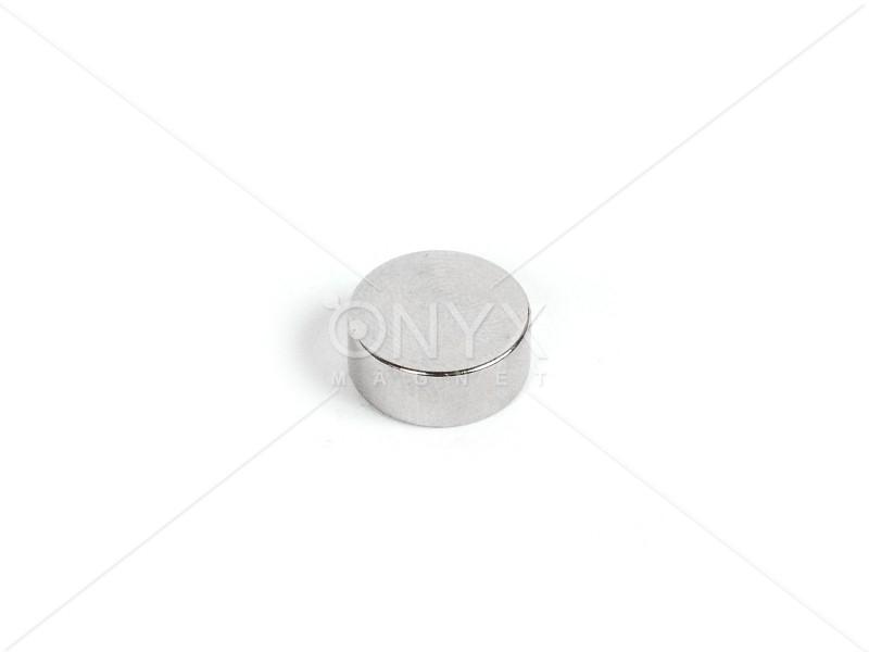 Неодимовий магніт малий диск (шайба) 10х5мм