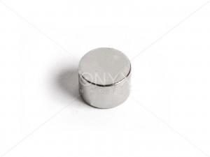 Неодимовый магнит малый диск (шайба) 12х10мм