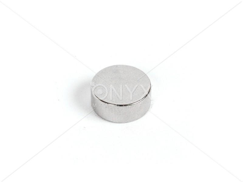 Неодимовий магніт малий диск (шайба) 12х5мм