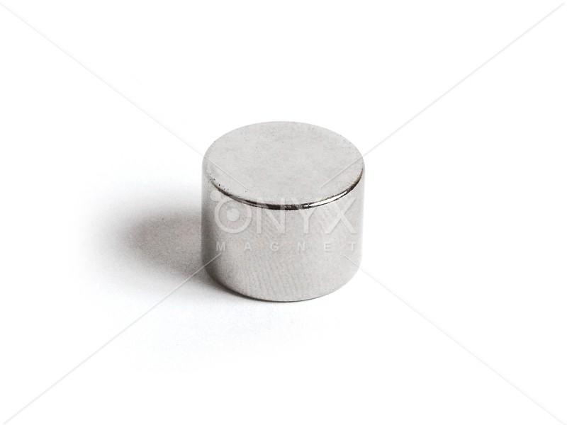 Неодимовый магнит малый диск (шайба) 14х10мм