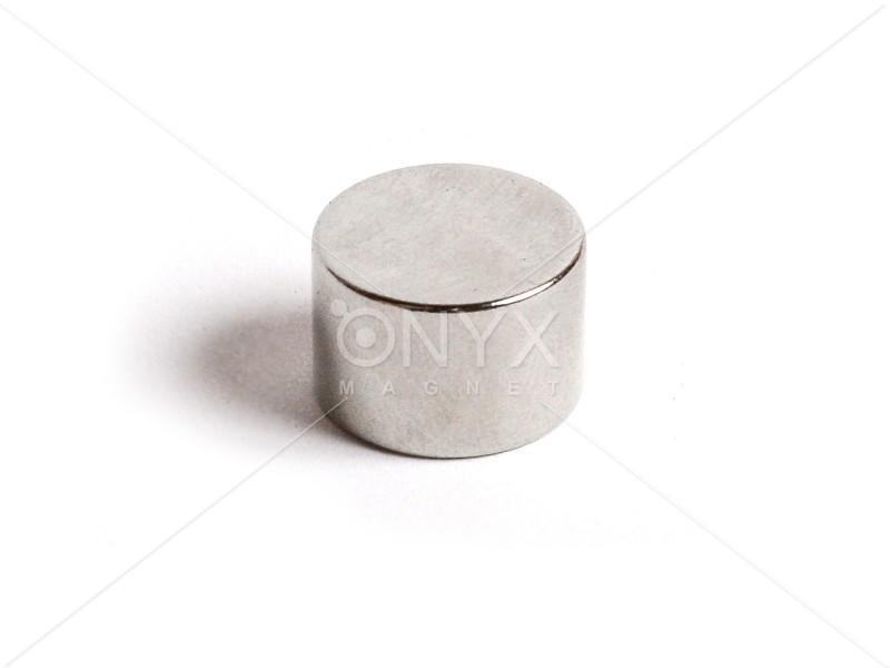 Неодимовий магніт малий диск (шайба) 15х10мм