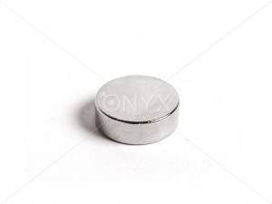 Неодимовый магнит малый диск (шайба) 15х5мм