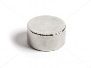 Неодимовый магнит малый диск (шайба) 20х10мм