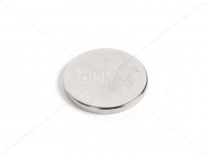 Неодимовый магнит малый диск (шайба) 20x2мм