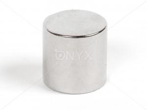 Неодимовый магнит малый диск (шайба) 20х20мм