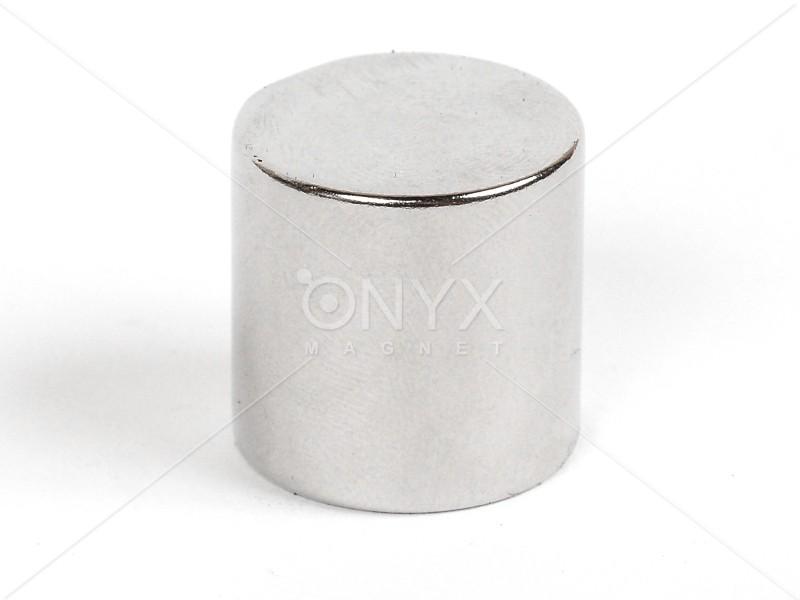 Неодимовий магніт малий диск (шайба) 20х10мм