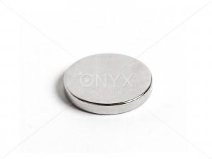 Неодимовый магнит малый диск (шайба) 20х3мм