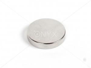 Неодимовый магнит малый диск (шайба) 20x5мм